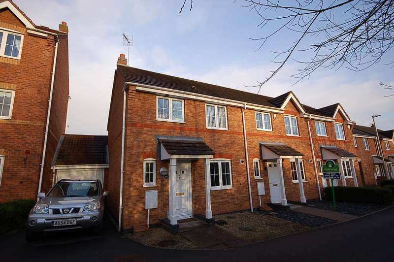 3 Bedrooms End Of Terrace House for rent in 64 Finchale Avenue, Priorslee, Telford, TF2
