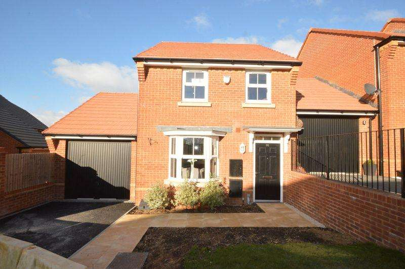 3 Bedrooms Detached House for sale in Albert Way, East Cowes