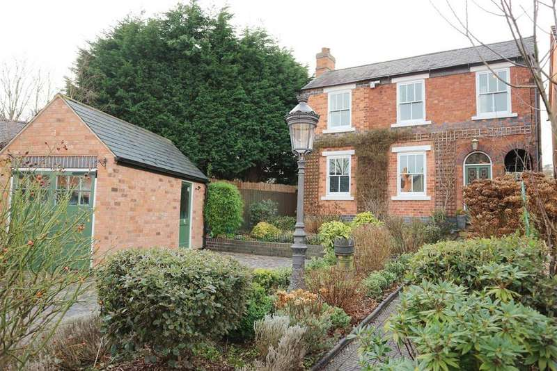 3 Bedrooms Detached House for sale in The Farriers, Bridle Road, Stourbridge