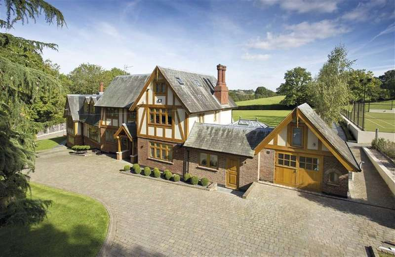 8 Bedrooms Detached House for sale in Vineyards Road, Northaw, Hertfordshire