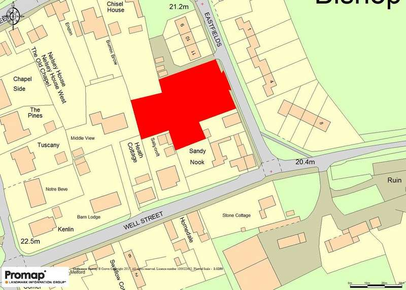 Land Commercial for sale in Eastfields, Bishop Norton, Market Rasen, Lincolnshire, LN8