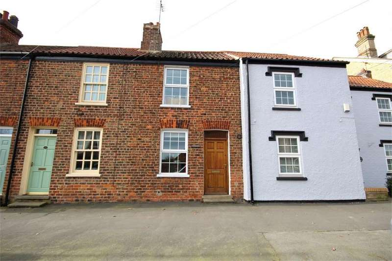 2 Bedrooms Terraced House for sale in Main Street, Elloughton, Brough, HU15