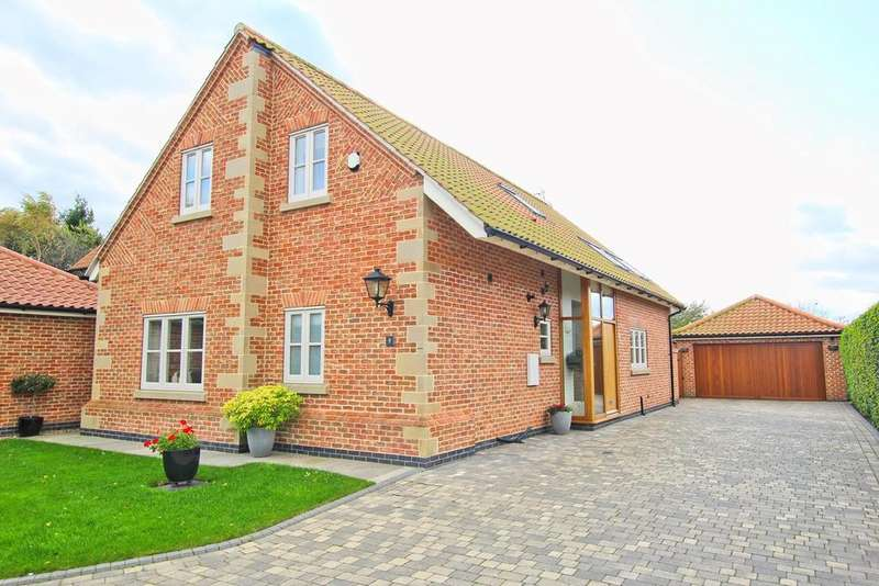 3 Bedrooms Detached House for sale in Mere Glen, Leconfield, Beverley, HU17