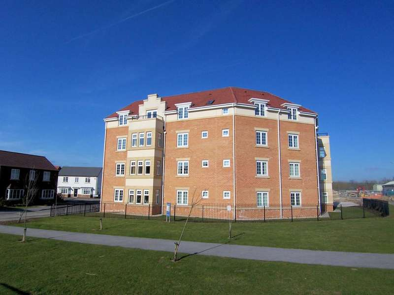 2 Bedrooms Apartment Flat for sale in Elmroyd Court, Penistone, S36