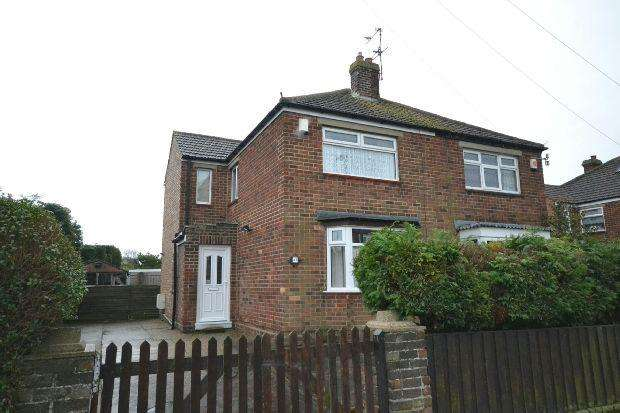 3 Bedrooms Semi Detached House for sale in Sherwood Road, Grimsby