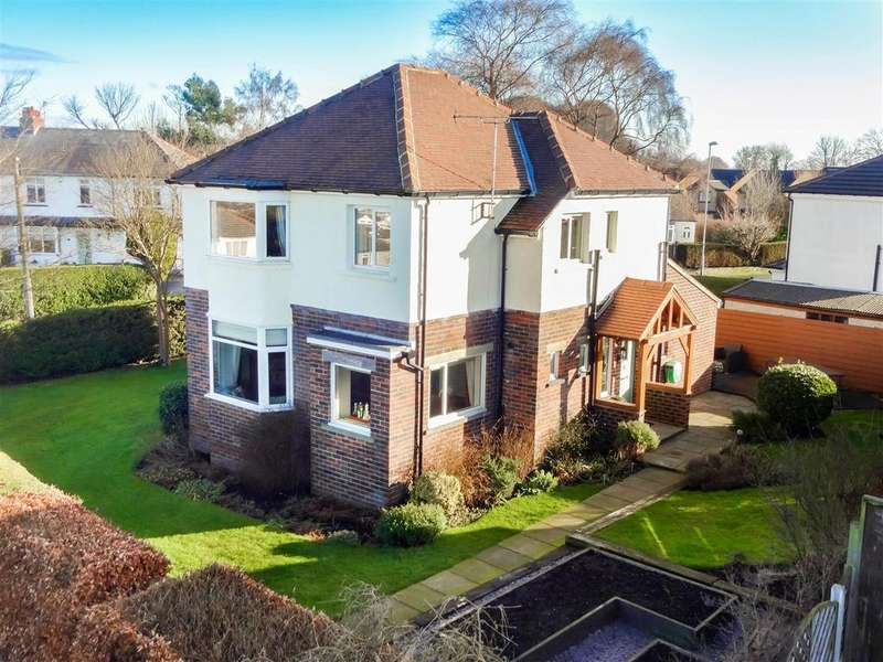 4 Bedrooms Detached House for sale in Larkfield Drive, Rawdon, Leeds