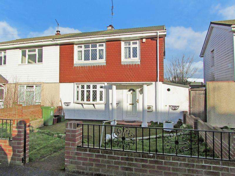 3 Bedrooms Semi Detached House for sale in Maiden Lane, Crayford
