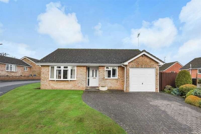 3 Bedrooms Detached Bungalow for sale in Alton, Hampshire