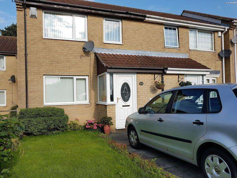 3 Bedrooms End Of Terrace House for sale in Amberley Chase, Killingworth