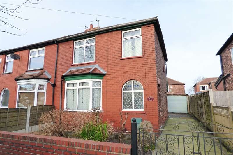3 Bedrooms Semi Detached House for sale in Windsor Road, Denton, Manchester, Greater Manchester, M34