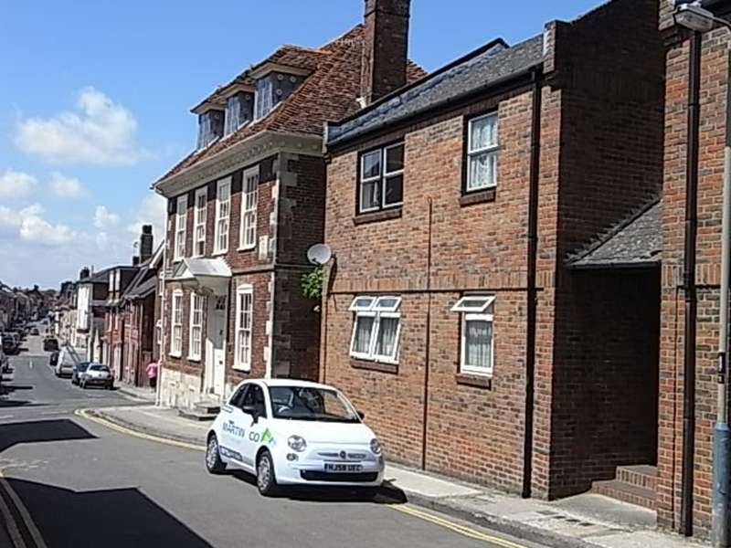 1 Bedroom Apartment Flat for sale in Paynes Hill, Salisbury SP1