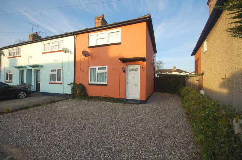 3 Bedrooms End Of Terrace House for sale in West Avenue, Chelmsford, CM1