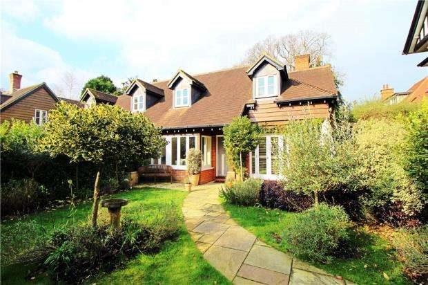3 Bedrooms Semi Detached House for sale in Talbot Woods, Bournemouth, Dorset, BH3
