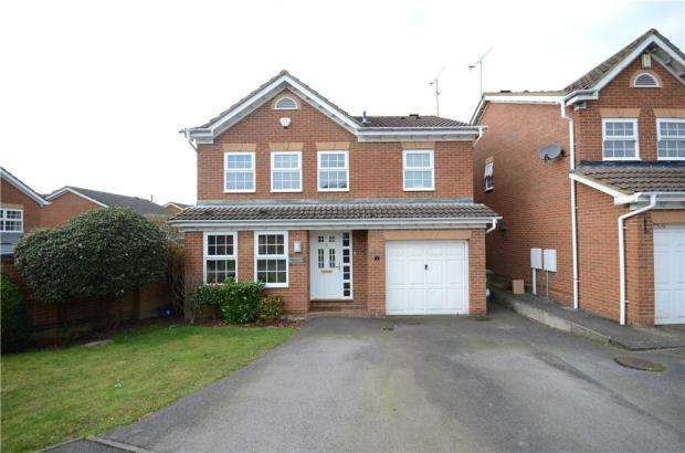 4 Bedrooms Detached House for sale in Essex Rise, Warfield, Berkshire