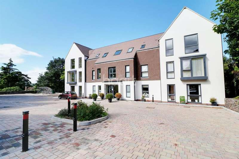 2 Bedrooms Flat for sale in Plot 23, The Rolls Buildings, Monmouth