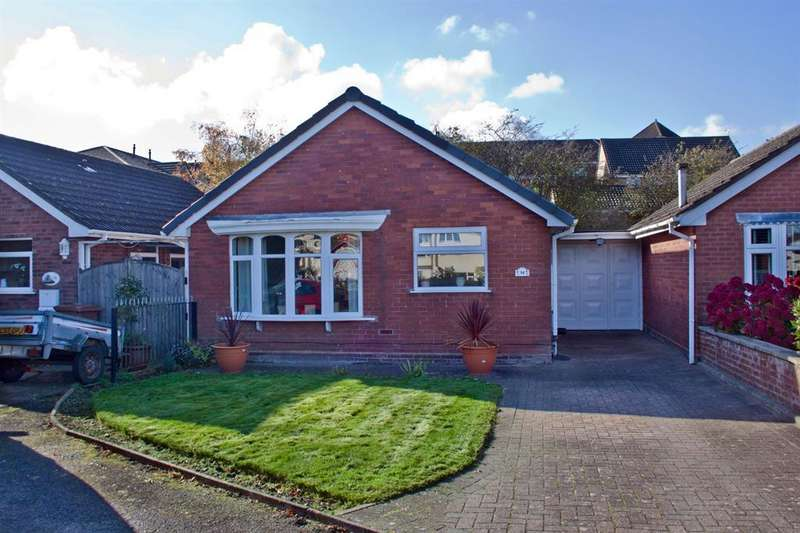 2 Bedrooms Detached House for sale in Chawner Close, Burntwood, WS7 1YX