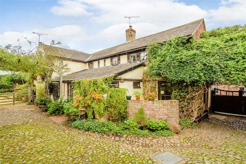 4 Bedrooms House for sale in High Street, Bangor-On-Dee, Wrexham County Borough