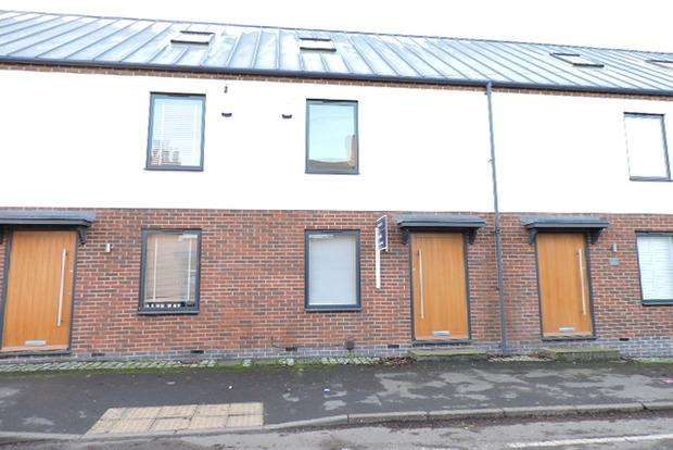 3 Bedrooms Terraced House for sale in Shaw Street, Ruddington, Nottingham, NG11