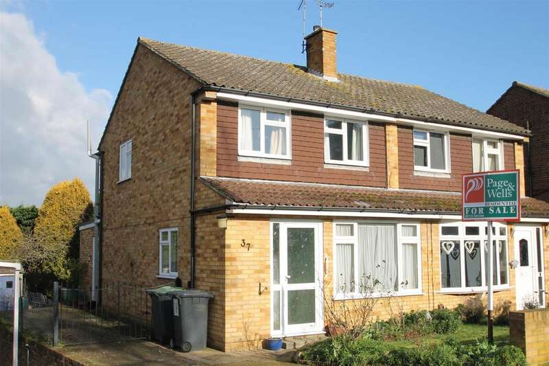 4 Bedrooms Semi Detached House for sale in Primrose Drive, Ditton, Aylesford