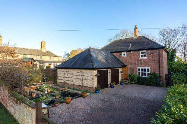 4 Bedrooms Detached House for sale in Church Street, Great Gransden, Sandy, Cambridgeshire