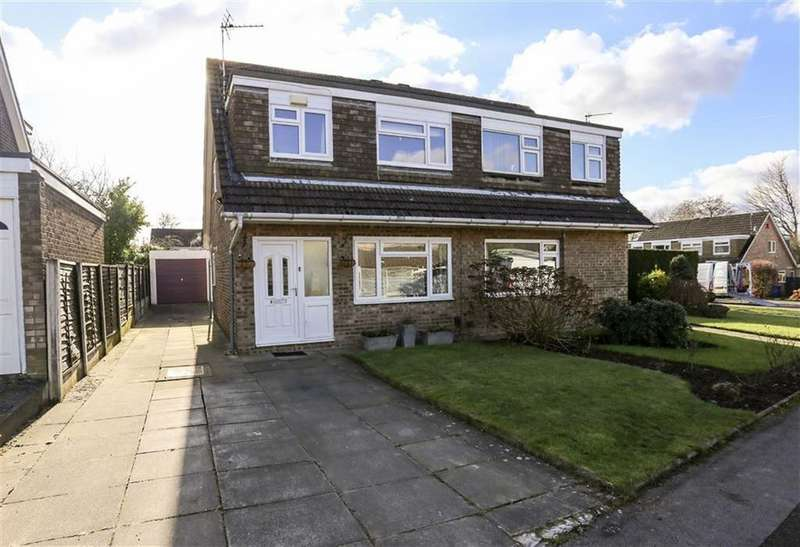 3 Bedrooms Semi Detached House for sale in Bracadale Drive, Davenport, Stockport