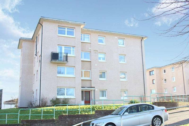 2 Bedrooms Ground Maisonette Flat for sale in Flat 3, 10 Kirkriggs Avenue, Rutherglen, Glasgow, G73 4LY