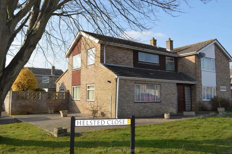 3 Bedrooms Semi Detached House for sale in Helsted Close, Alverstoke
