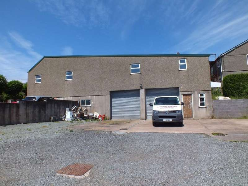 Land Commercial for sale in High Street, Criccieth, North Wales