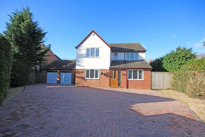 4 Bedrooms Detached House for sale in New Street, Ledbury, HR8
