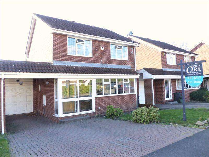 4 Bedrooms Detached House for sale in Ashfern Drive, Sutton Coldfield