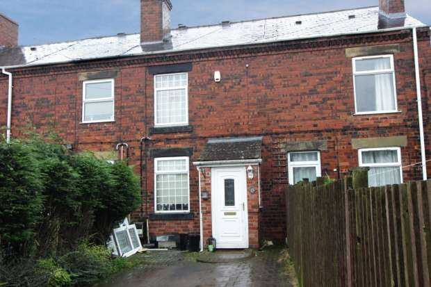 2 Bedrooms Terraced House for sale in The Acres, Chesterfield, Derbyshire, S45 8DT