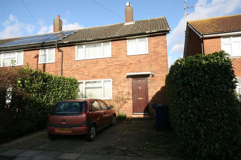 3 Bedrooms End Of Terrace House for sale in Evesham Close, Greenford