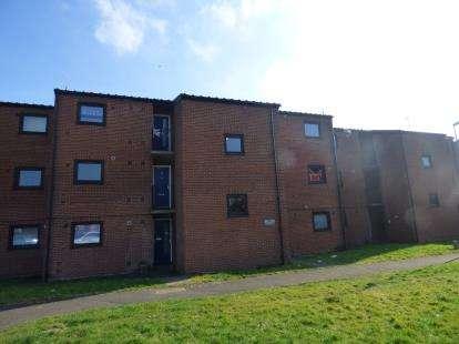 1 Bedroom Flat for sale in Newnham Road, Kingsthorpe, Northampton, Northamptonshire