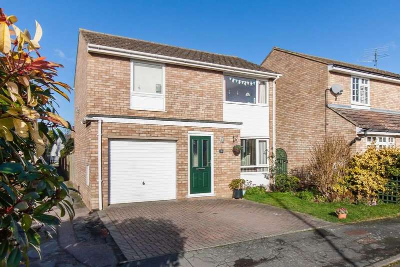 4 Bedrooms Detached House for sale in Ash Grove, Melbourn