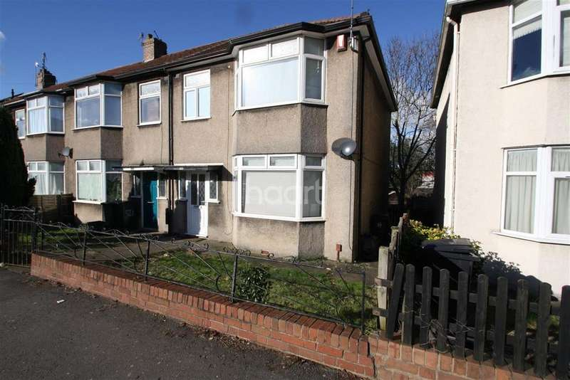 4 Bedrooms End Of Terrace House for rent in Southmead Road, Westbury-on-Trym