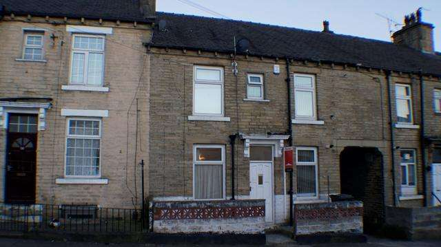 2 Bedrooms Terraced House for sale in 2 bedroom mid terrace house for sale st leonards road