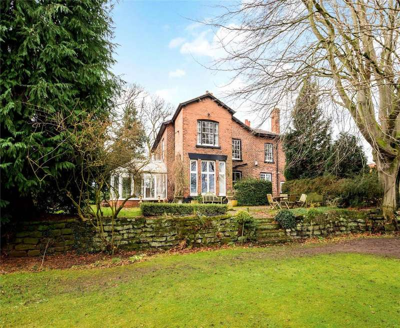 8 Bedrooms Detached House for sale in Oak Bank Lane, Hoole Village, Chester, CH2