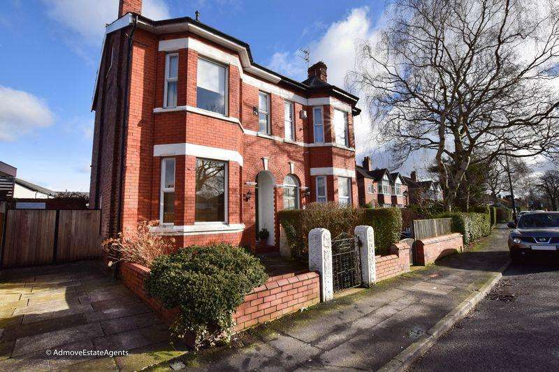 3 Bedrooms Semi Detached House for sale in Green Lane, Sale