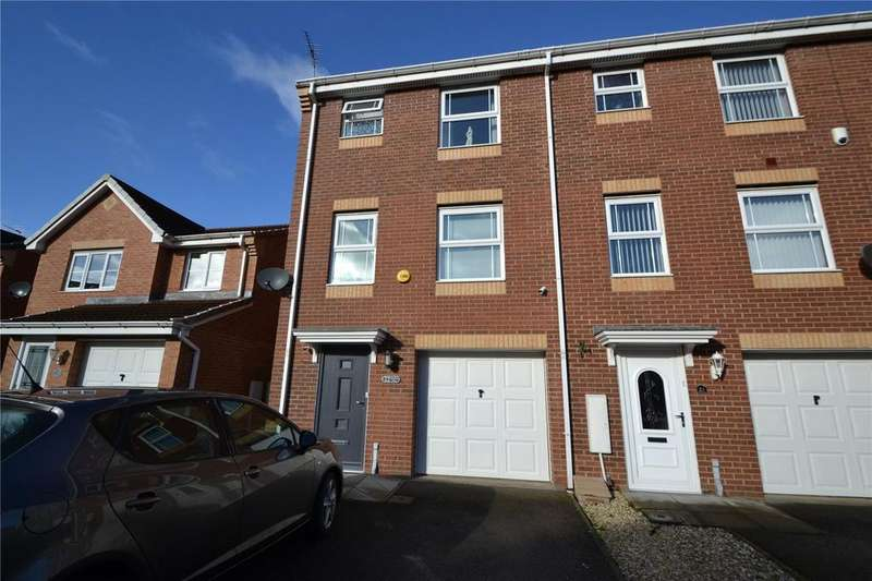 4 Bedrooms Terraced House for sale in Sandford Close, Wingate, Co.Durham, TS28