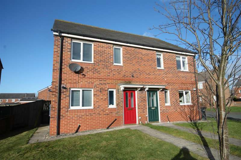 3 Bedrooms Semi Detached House for sale in David Terrace, Bowburn, Durham