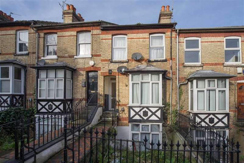 4 Bedrooms Terraced House for sale in Gladstone Avenue, Luton