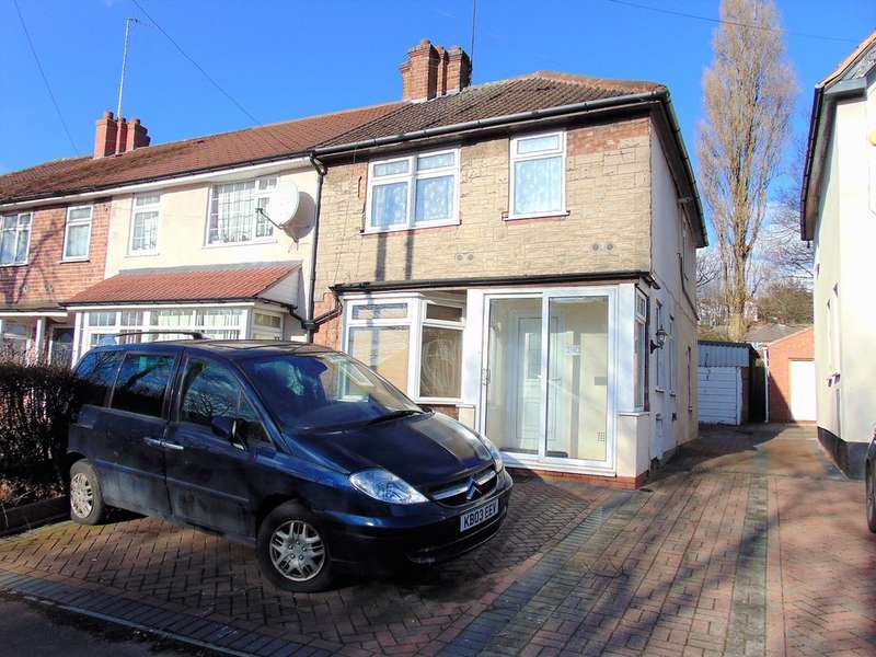 3 Bedrooms Semi Detached House for rent in Tyburn Road, Erdington B24