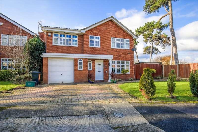 5 Bedrooms Property for sale in Broadleys Avenue Henleaze Bristol BS9