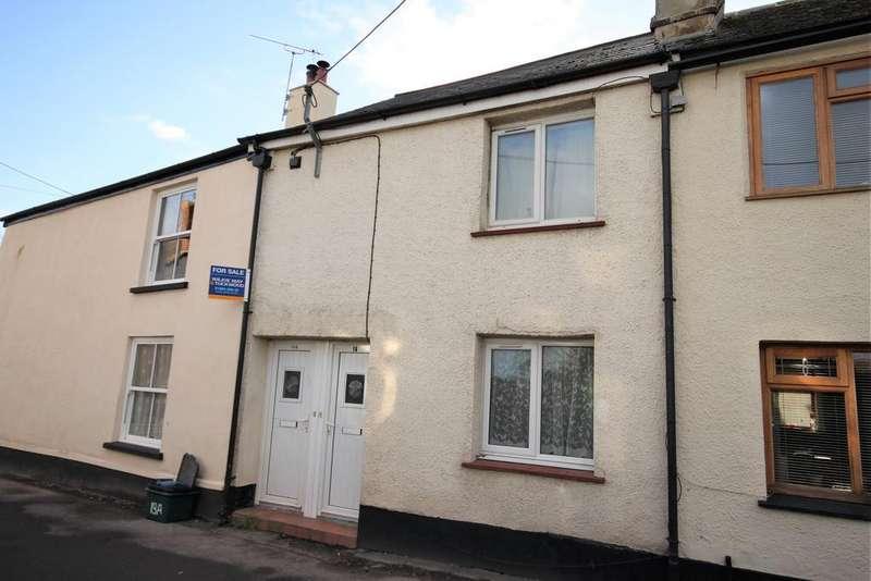 1 Bedroom Flat for sale in Duke Street, Cullompton EX15