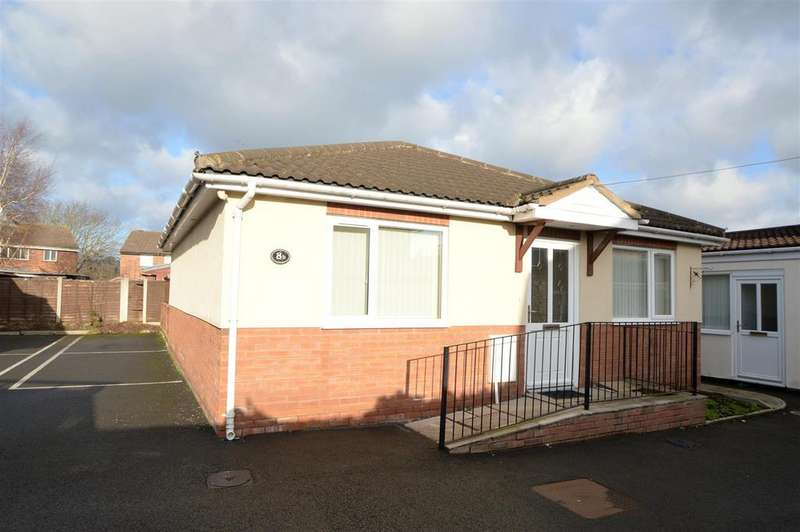 2 Bedrooms Detached Bungalow for sale in 8b Corndon Drive, Shrewsbury SY1 4LH