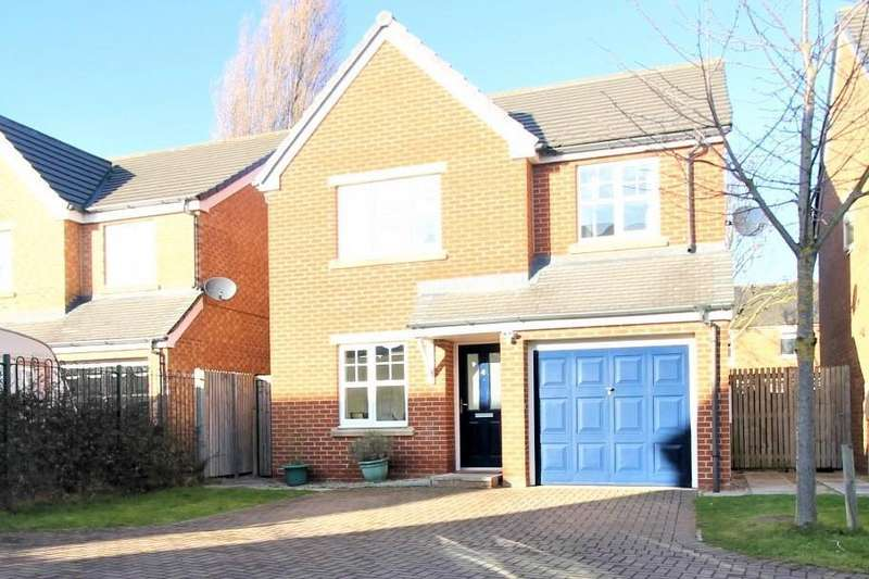 4 Bedrooms House for sale in Caspian Close, Thornaby, Stockton-On-Tees
