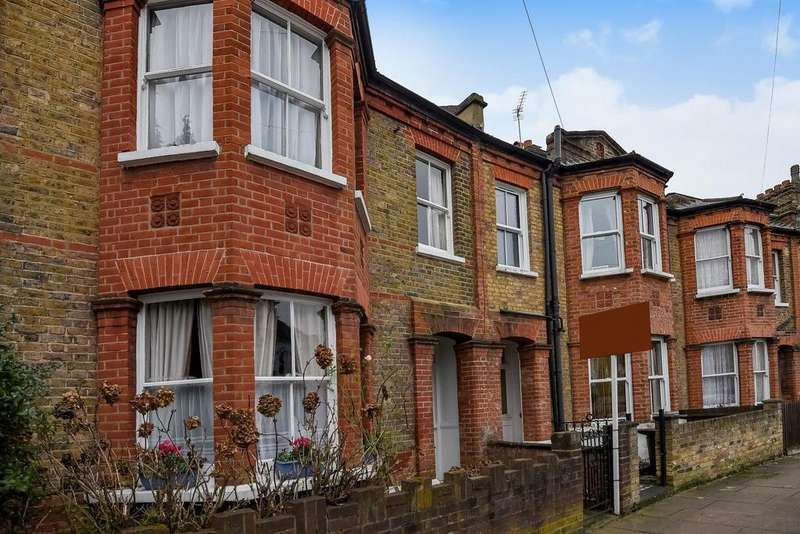 4 Bedrooms Terraced House for sale in Jephtha Road, Southfields