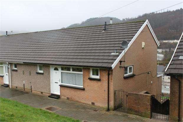 3 Bedrooms Semi Detached House for sale in Buckley Road, Llwynypia, Tonypandy, Rhondda Cynon Taff. CF40 2LW