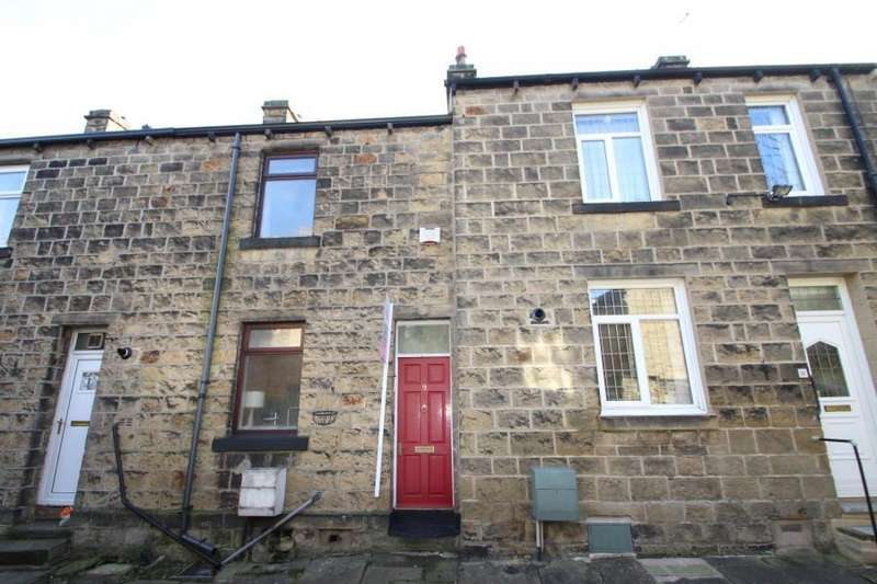 2 Bedrooms Terraced House for sale in BARRACLOUGH BUILDINGS, GREENGATES, BD10 0BA