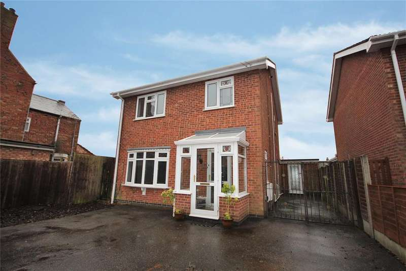 3 Bedrooms Detached House for sale in King Edward Road, Woodhall Spa, LN10
